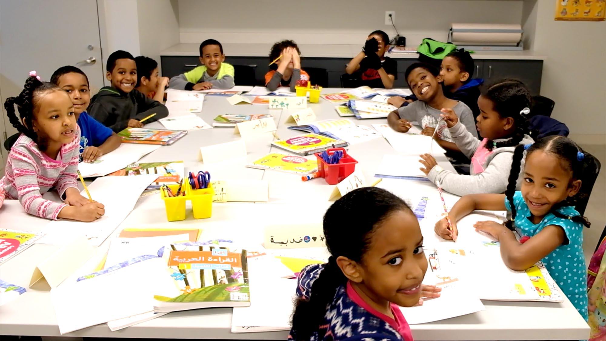 childrens arabic program