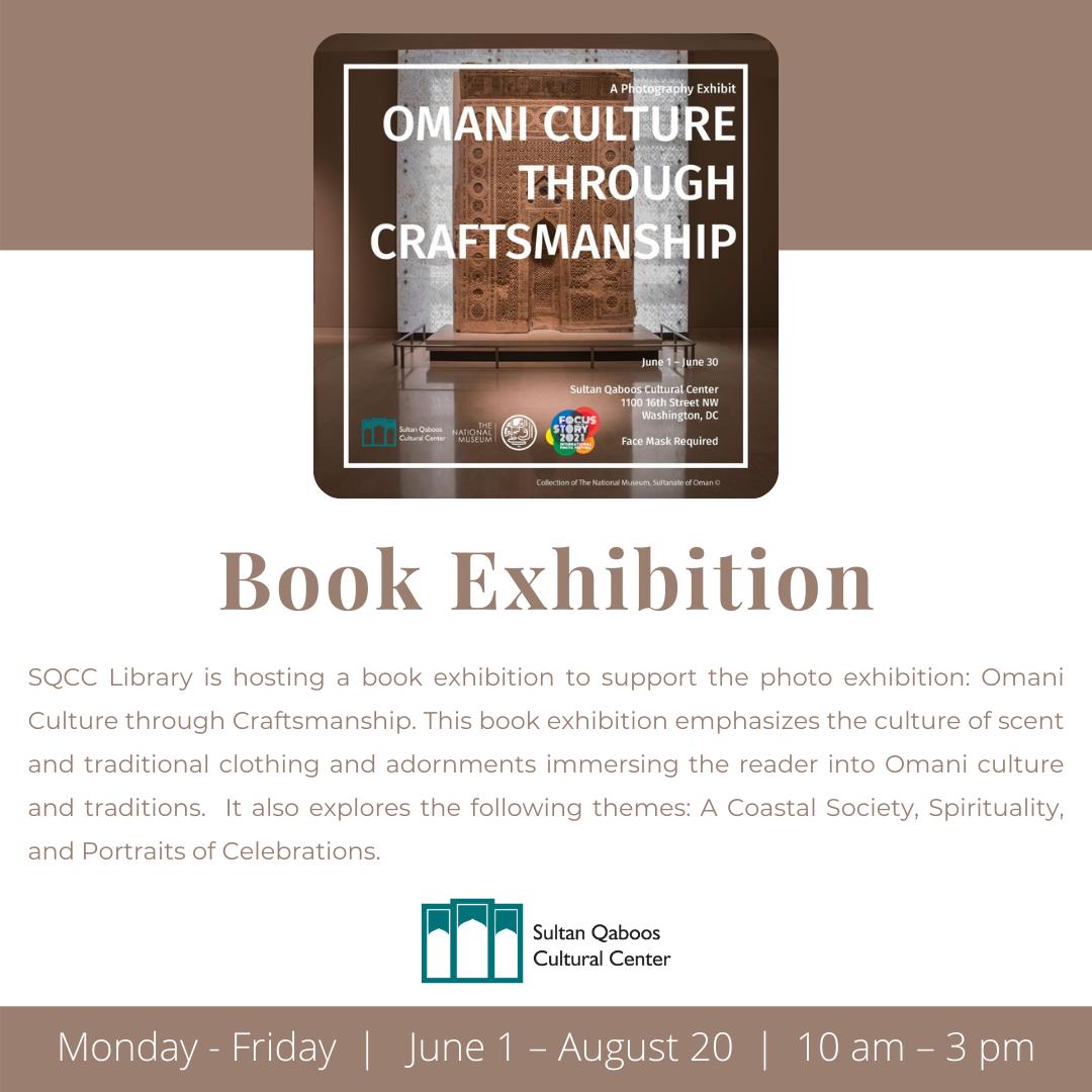 Book Exhibition flyer